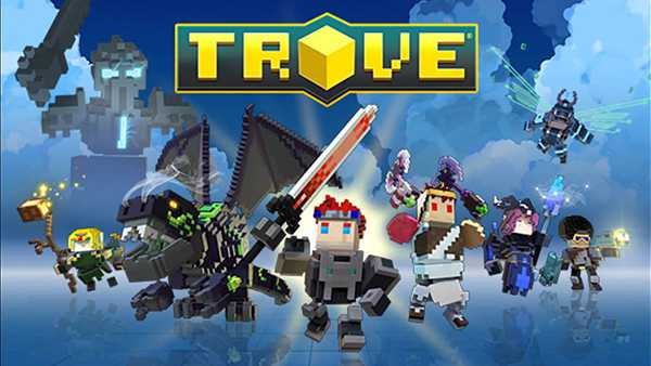 Free-To-Play MMO Trove Out Now On Xbox One, PlayStation 4