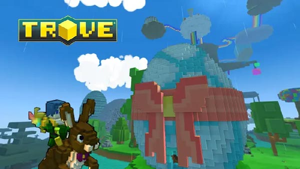 Trove's Bard Class Is Now Available On XBOX And PlayStation; Nintendo Switch coming soon!