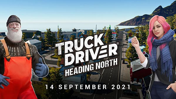 Truck Driver's 'Heading North' expansion to launch on September 14