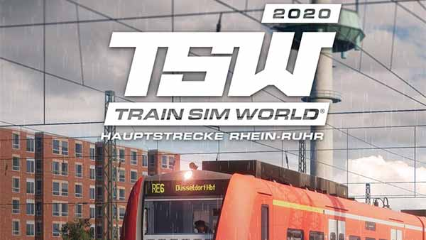 TSW 2020 - Train Sim World 2020