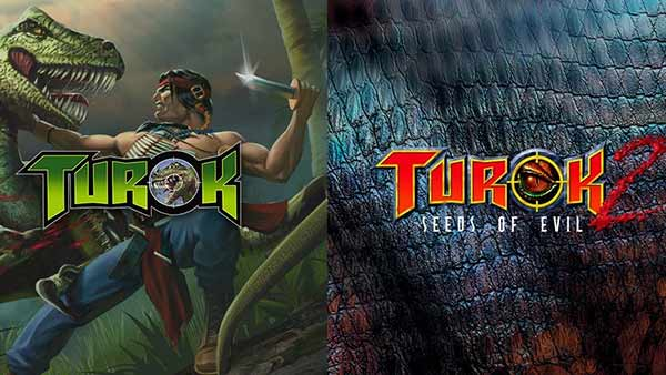 Turok and Turok 2: Seeds of Evil Release Date Confirmed, Digital Pre-Orders Now Available