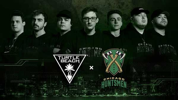 eSports: Turtle Beach becomes official peripherals partner of Chicago Huntsmen
