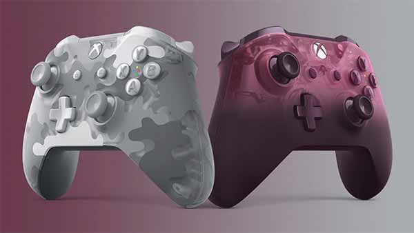 Two new Special Edition Xbox Wireless Controllers Release March 17; Pre-order now!