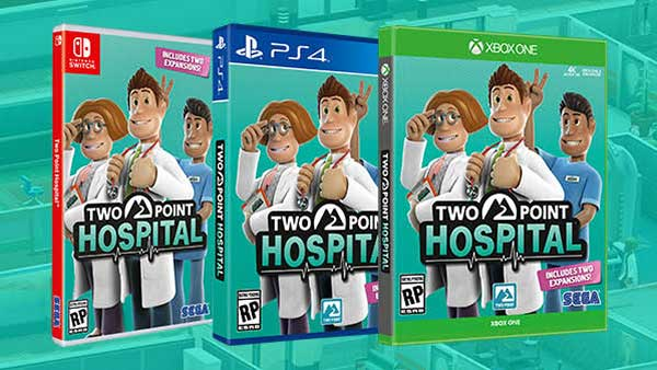 Two Point Hospital Preorder
