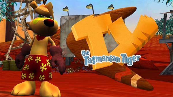 TY The Tasmanian Tiger HD Is Available Today For Xbox One
