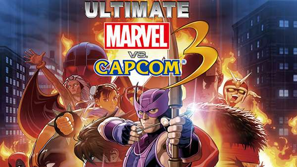 Ultimate Marvel vs. Capcom 3 Now Available For Xbox One And PC
