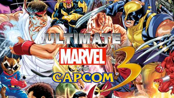 Ultimate Marvel vs. Capcom 3 Xbox One Digital Pre-order Details