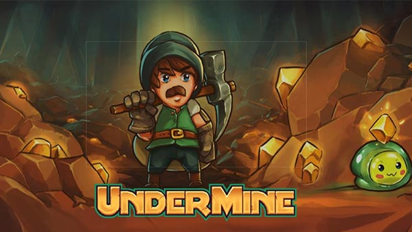 UnderMine available now for Xbox One, Windows 10, and Xbox Game Pass