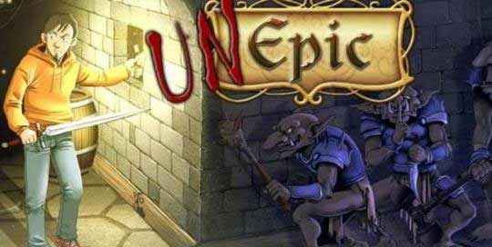Unepic for Xbox One