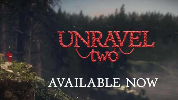 Unravel Two - Out Now on Xbox One