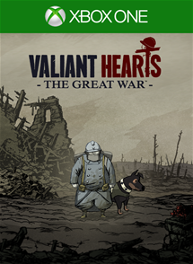 Valiant Hearts Xbox One Boxart