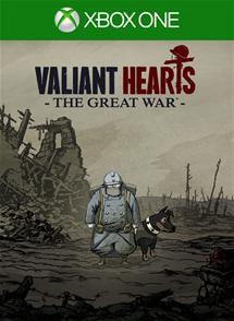 Valiant Hearts Xbox One Boxart