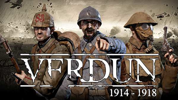 Verdun Xbox One Digital Pre-order And Pre-download Now Available