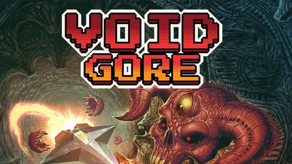 Void Gore now available on Xbox One and Xbox Series X|S