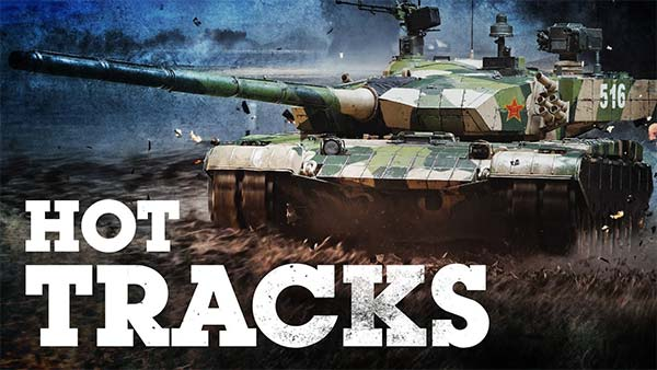 War Thunder Hot Tracks Update
