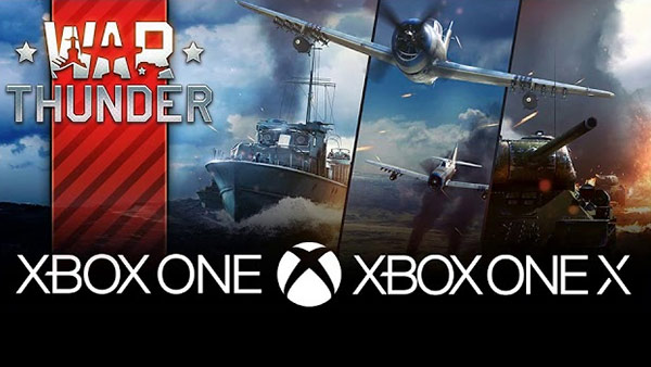 Exclusive WAR THUNDER Xbox One X Early Access Gameplay, Info and Screenshots