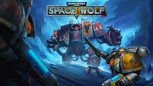 Warhammer 40,000: Space Wolf Is Out Now For Xbox One And Xbox Series X S