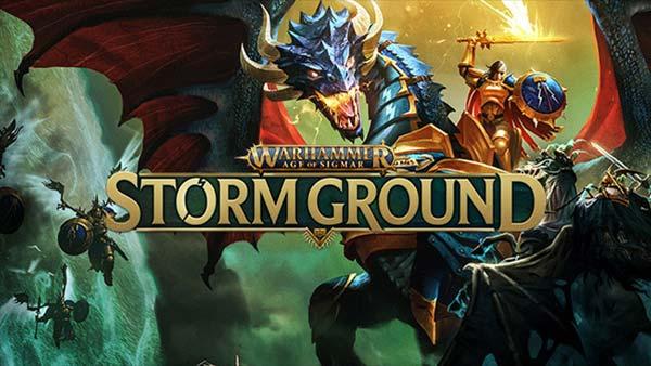 Warhammer Stormground
