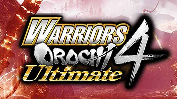 WARRIORS OROCHI 4 Ultimate is available today for XBOX ONE, PS4, and Nintendo SWITCH