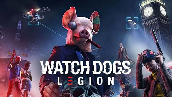 Watch Dog Legion's online mode update launches March 9th on Console and PC