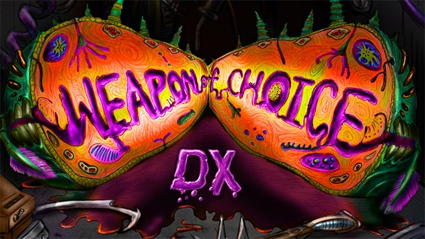 Weapon Of Choice DX Coming Sept 2nd on Xbox, PlayStation and Nintendo Switch