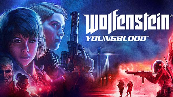 Wolfenstein: Youngblood Is Out Now on Xbox One, PlayStation 4, Nintendo Switch and Windows PC