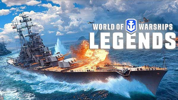 World Of Warships Legends Navy Warrior Is Now Available For Free On Xbox One