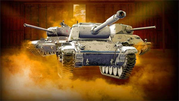 World Of Tanks Legend Of War Pack Is Now Available For Xbox One And Xbox Series X|S