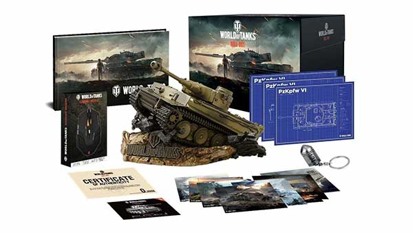 World of Tanks Collectors Edition