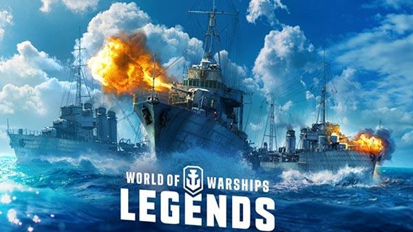 World of Warships: Legends Summer Fest Celebrations Kick Off On July 26