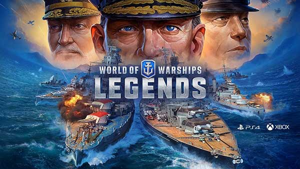 Naval Combat MMO 'World Of Warships Legends' Out Now; Download Today For Free On Xbox One, PS4
