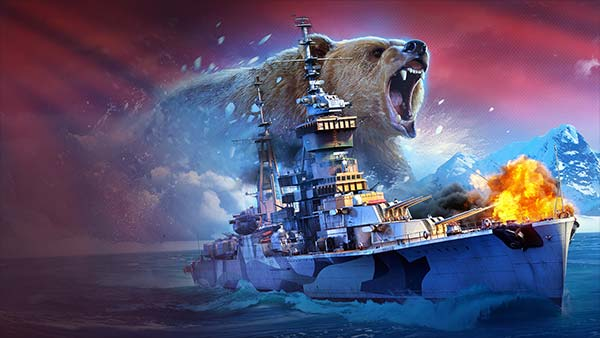World of Warships Legends March 2021 Update Info