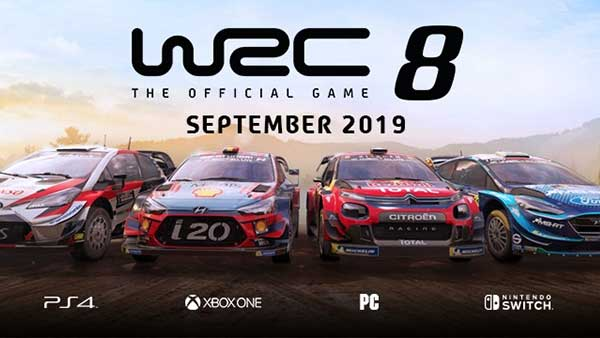 WRC 8 is now available for digital pre-order and pre