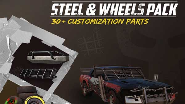 Wreckfest's Steel & Wheels DLC Pack Is Out Today on Xbox One, PS4 and PC via Steam