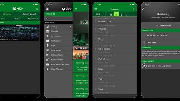 New Xbox Events App Is Now Available On iOS and Android - XboxOne-HQ COM