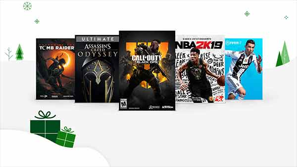 Xbox Black Friday Deals Available Now