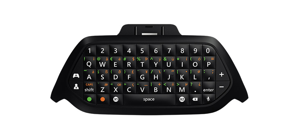 Xbox Chat Pad Gamescom 2015