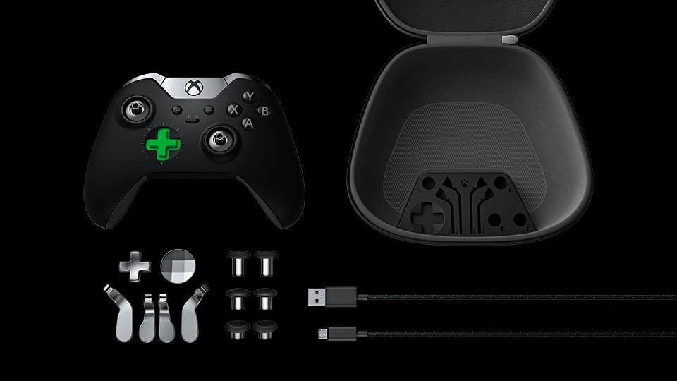 Xbox One Elite Wireless Controller Accessories