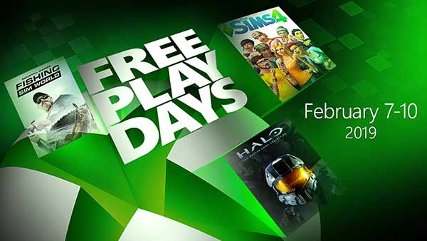Free Play Days: Play The Sims 4, Halo: The Master Chief Collection, And Fishing Sim World For Free