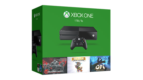 Xbox One 1TB Console Bundle