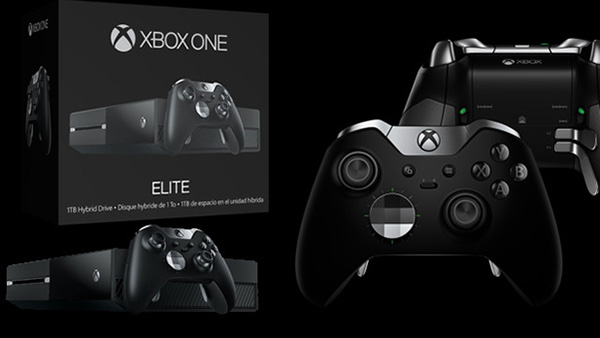 Xbox One Elite Bundle (SSD)
