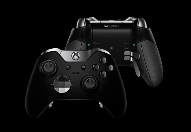 Xbox One Elite Controller 2015