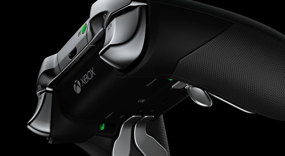 Xbox One Elite Controller Triggers