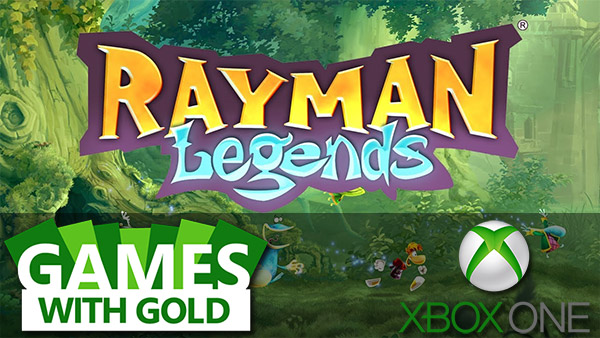 Games with Gold March 2015