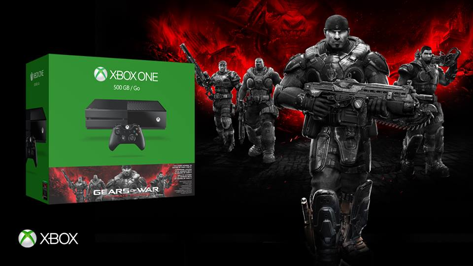 Gears of War Ultimate Edition Bundle