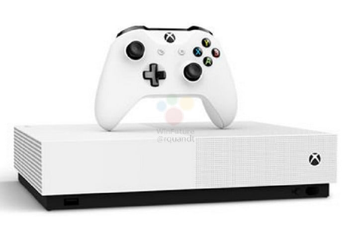 Xbox One S All Digital Console
