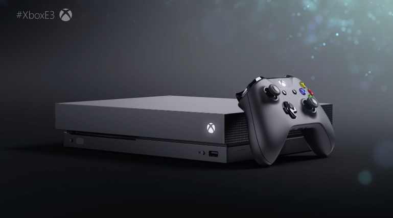 Xbox One X Worldwide Release Date Is November 7, 2017