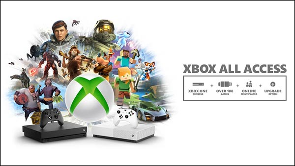 Xbox All Access now includes upgrade option for the next Xbox console, Project Scarlett