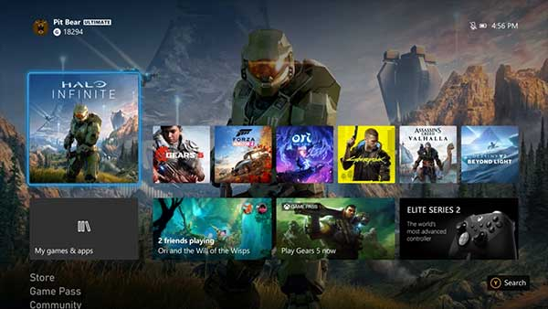 Xbox One and Xbox Series X August 2020 UX Update Improves Party Chat, Activity Feeds and more