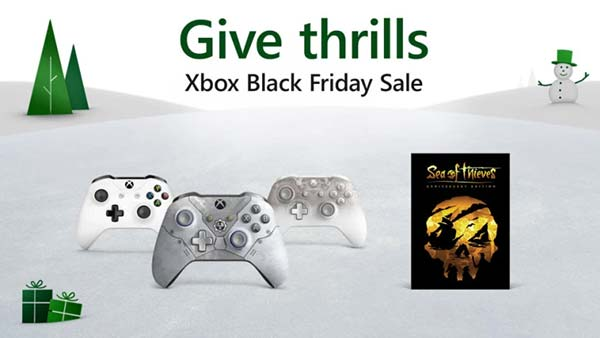 Xbox Black Friday Sale